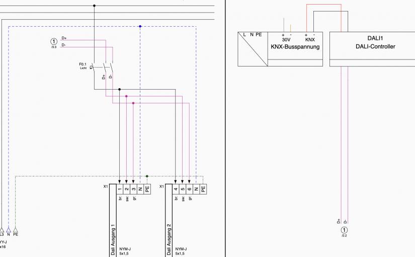 v1.12.0: Dali-Unterstützung